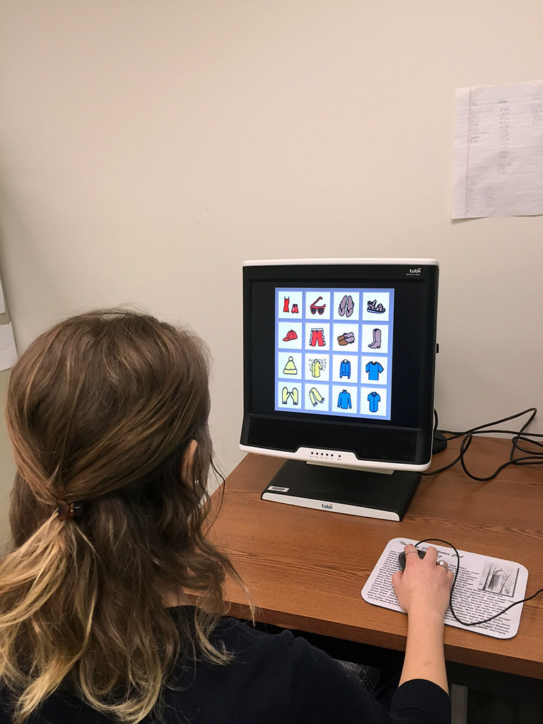 AAC Augmentative and Alternative Therapy