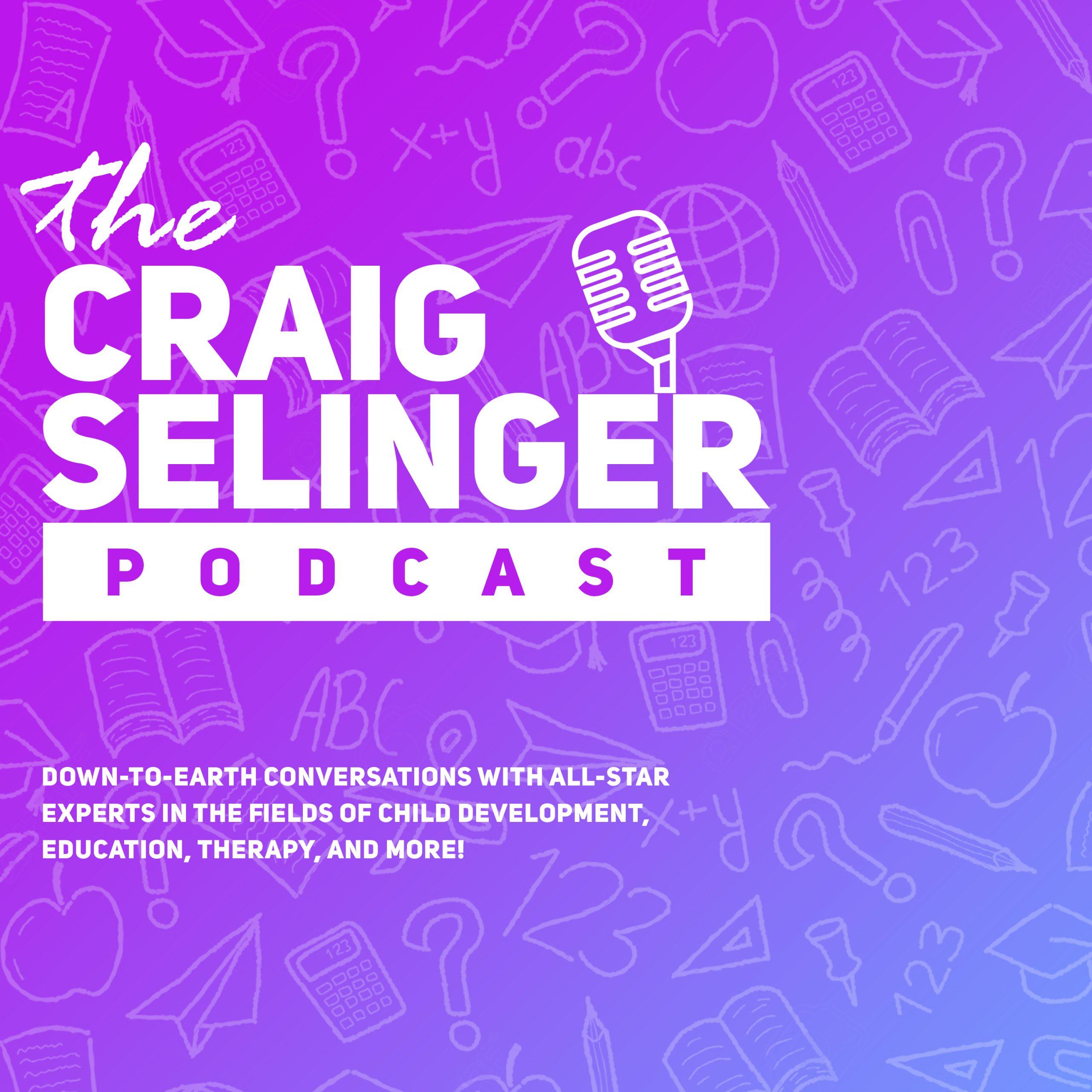 Craig Selinger Speech Language Therapist